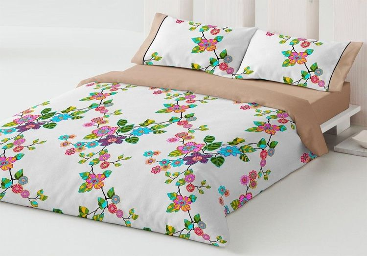 funda nordica cama 135 carrefour