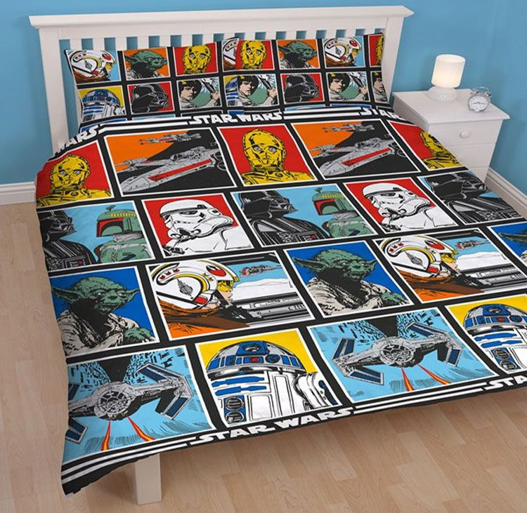 fundas nordicas star wars primark